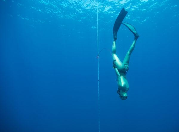 Freediving Fiji